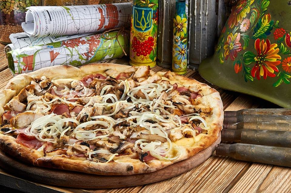 ТОП-5 мест Днепра, где можно поесть вкусную пиццу, фото-2