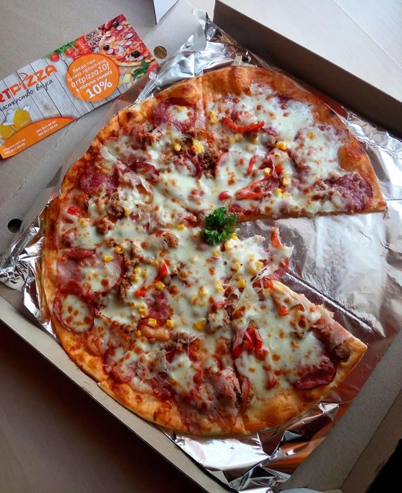 ТОП-5 мест Днепра, где можно поесть вкусную пиццу, фото-9