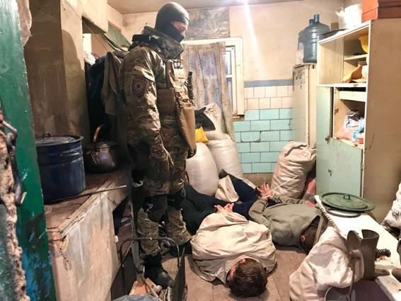 В Днепропетровской области КОРД ликвидировал наркогруппировку (ФОТО), фото-1