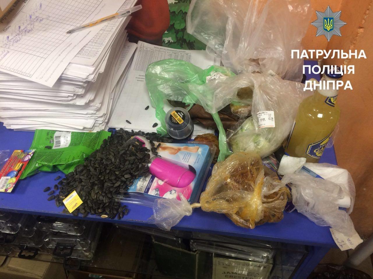 Смертельно болен: в Днепре мужчина съел продукты прямо в супермаркете  (ФОТО), фото-2