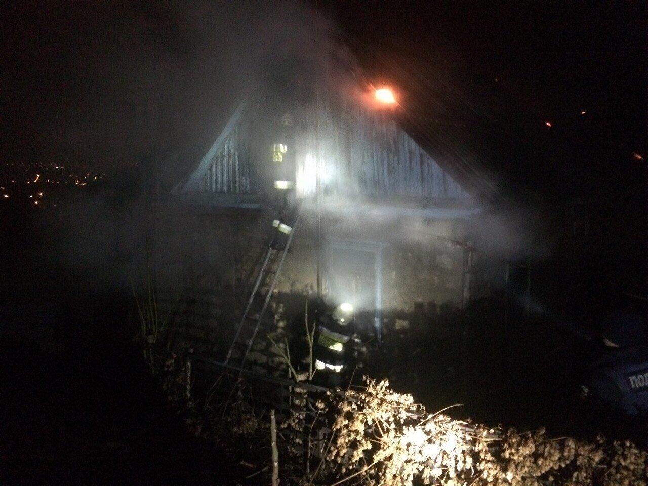 В Днепре спасатели три часа боролись с огнем (ФОТО,  ВИДЕО) , фото-2