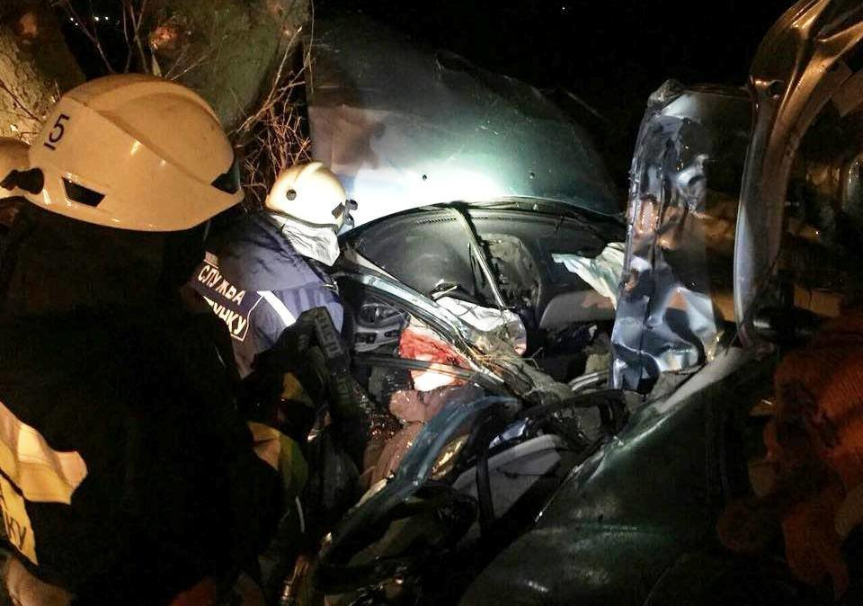 В ДТП под Днепром погибли четверо подростков (ФОТО), фото-1