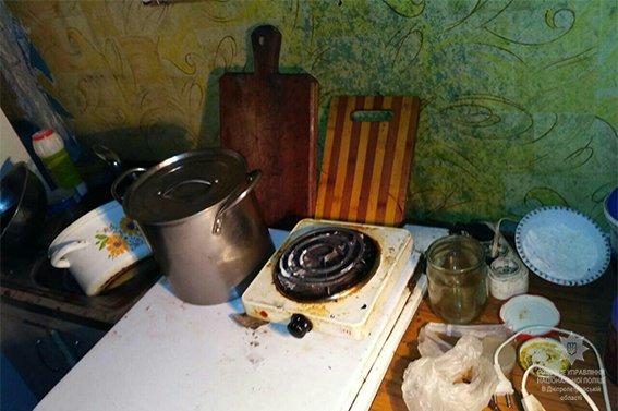 День рождения грустный праздник: в Днепропетровской области именинник убил сожительницу, фото-1