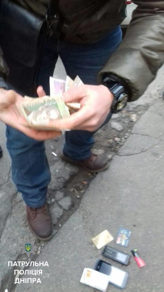 В Днепре сбежавший из колонии преступник ограбил пенсионера, фото-2