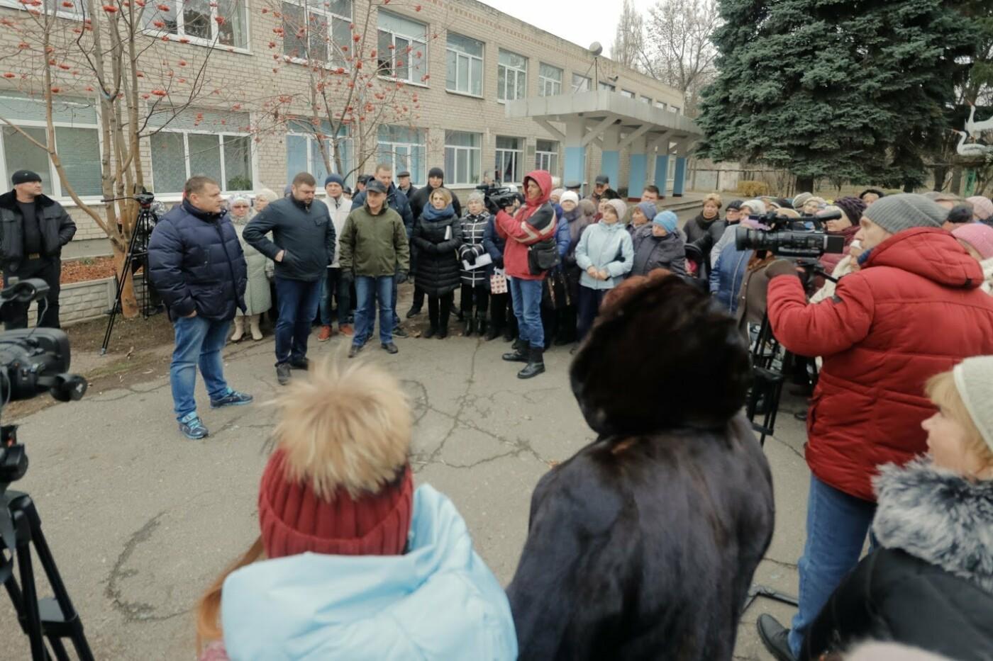 Борис Филатов обсудил с жителями Авиаторского перспективы восстановления поселка, фото-1