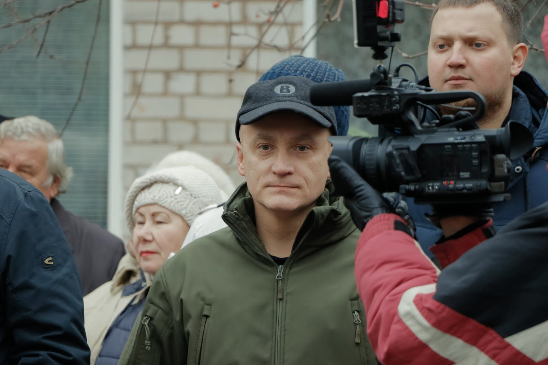 Борис Филатов обсудил с жителями Авиаторского перспективы восстановления поселка, фото-2