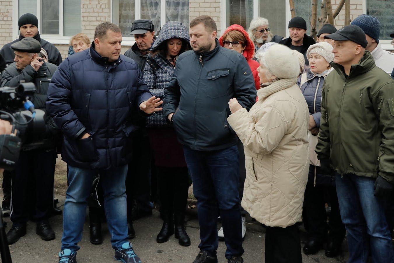 Борис Филатов обсудил с жителями Авиаторского перспективы восстановления поселка, фото-4