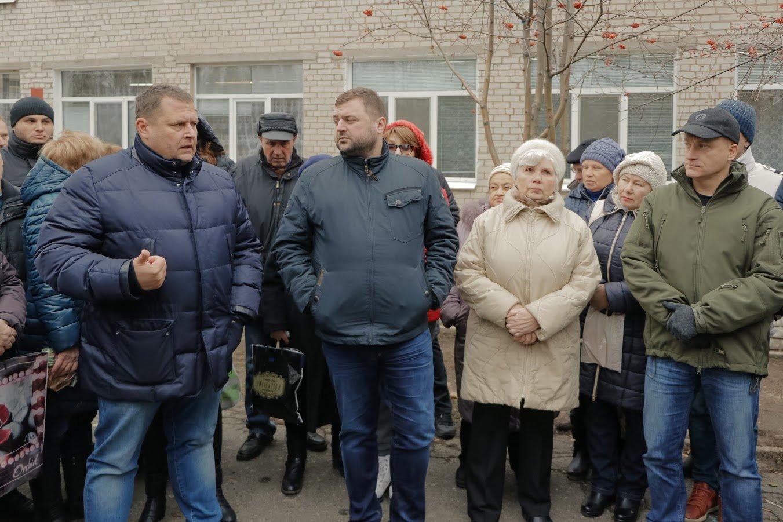 Борис Филатов обсудил с жителями Авиаторского перспективы восстановления поселка, фото-6