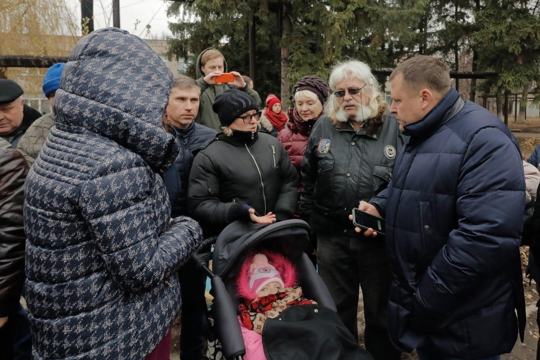 Борис Филатов обсудил с жителями Авиаторского перспективы восстановления поселка, фото-7