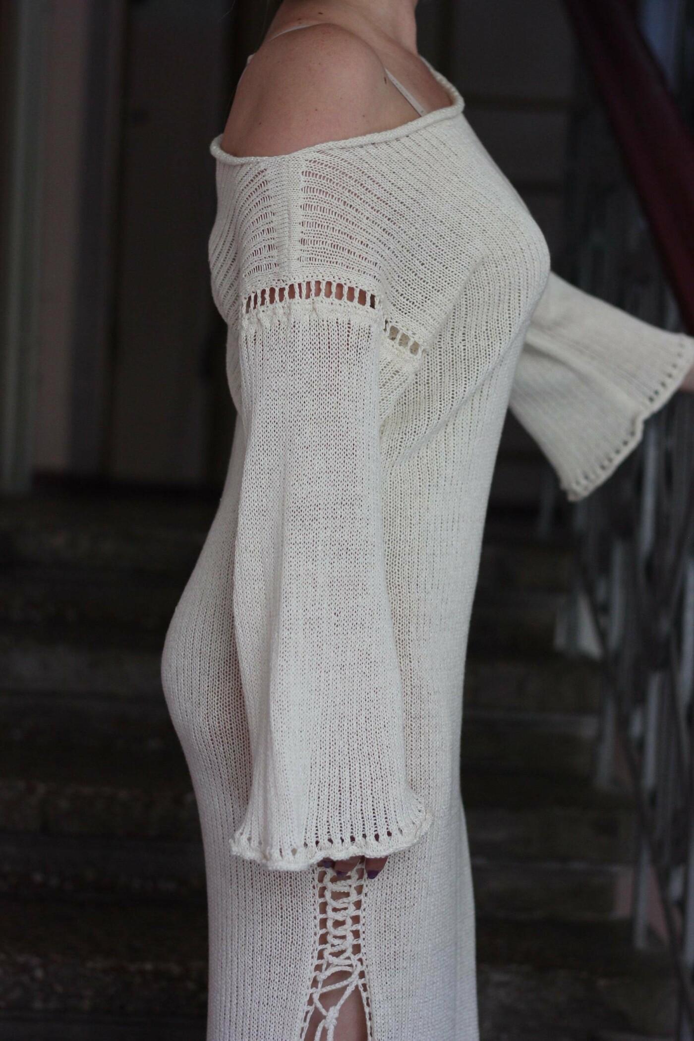 «Я вяжу уже более 50 лет и до сих пор засиживаюсь ночами со спицами» – мастерица из Днепра о вязании, семейном бренде и знаменитых клиентах, фото-4
