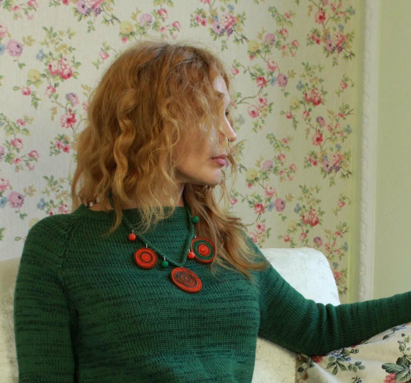 «Я вяжу уже более 50 лет и до сих пор засиживаюсь ночами со спицами» – мастерица из Днепра о вязании, семейном бренде и знаменитых клиентах, фото-2