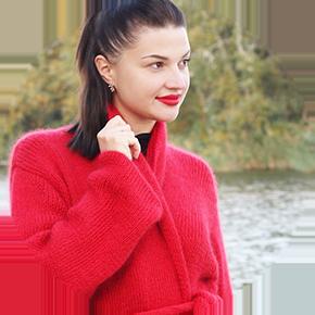 «Я вяжу уже более 50 лет и до сих пор засиживаюсь ночами со спицами» – мастерица из Днепра о вязании, семейном бренде и знаменитых клиентах, фото-15