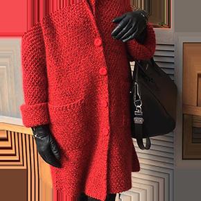 «Я вяжу уже более 50 лет и до сих пор засиживаюсь ночами со спицами» – мастерица из Днепра о вязании, семейном бренде и знаменитых клиентах, фото-12