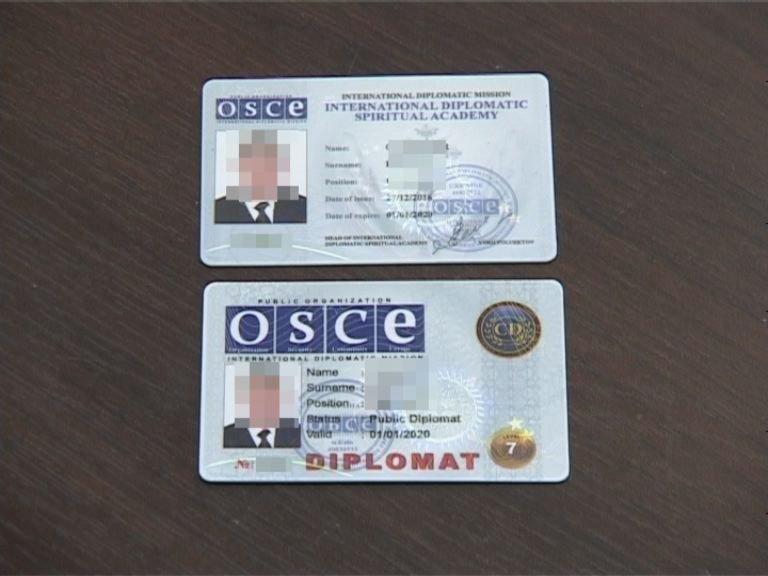 Под Днепром задержали «липового» инспектора ОБСЕ, фото-1
