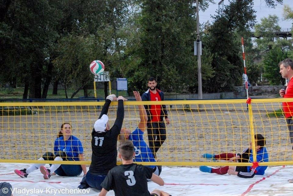 Команда из Днепра представит Украину на международных соревнованиях по волейболу сидя, фото-3