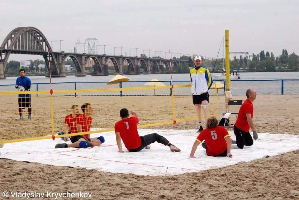 Команда из Днепра представит Украину на международных соревнованиях по волейболу сидя, фото-2