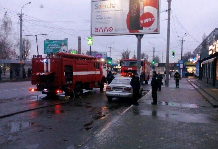 В Днепре произошел пожар в магазине косметики (ФОТО), фото-3