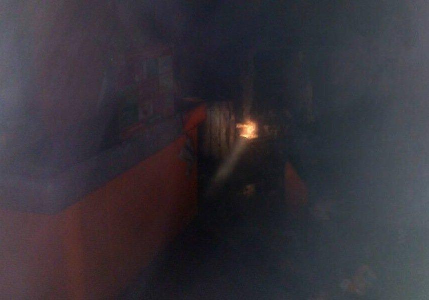 В Днепре произошел пожар в магазине косметики (ФОТО), фото-1