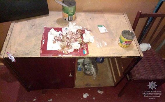Сначала рыбу, потом товарища: в Днепре мужчина зарезал друга за кружкой пива (ФОТО, ВИДЕО), фото-2