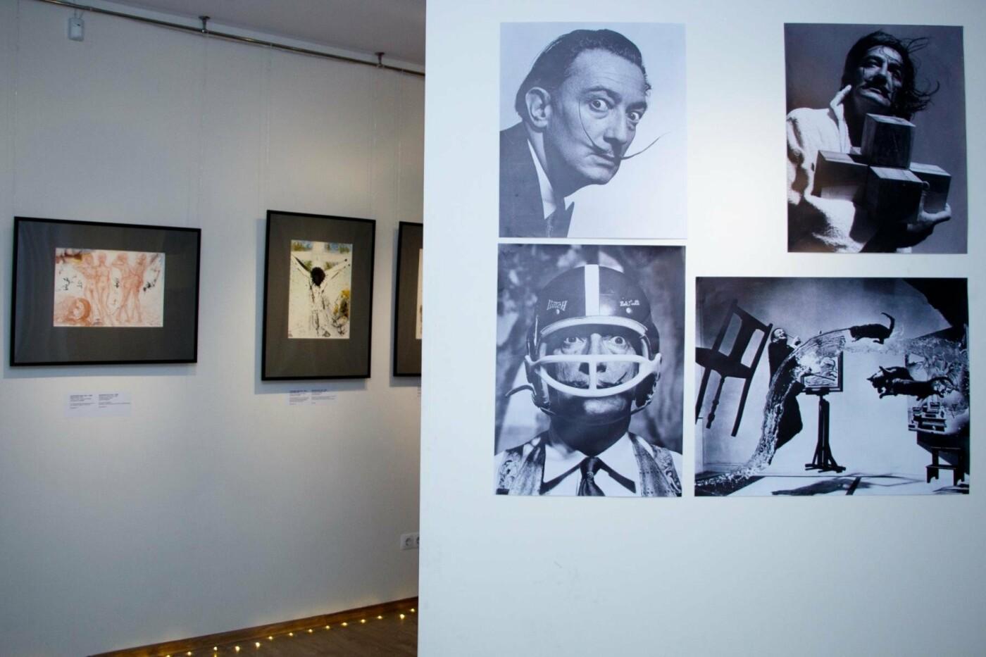 В Днепре открылась выставка уникальных работ Сальвадора Дали (ФОТО), фото-4