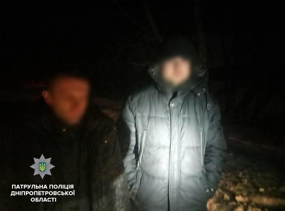 В Днепре патрульные остановили водителя-нарушителя «под кайфом» (ФОТО), фото-1