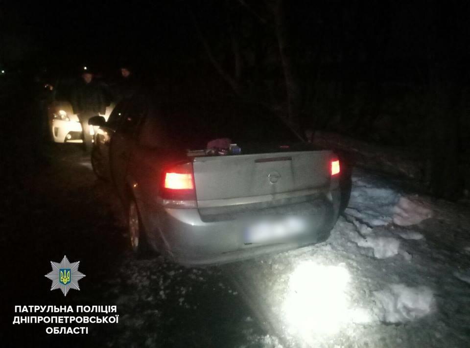 В Днепре патрульные остановили водителя-нарушителя «под кайфом» (ФОТО), фото-2