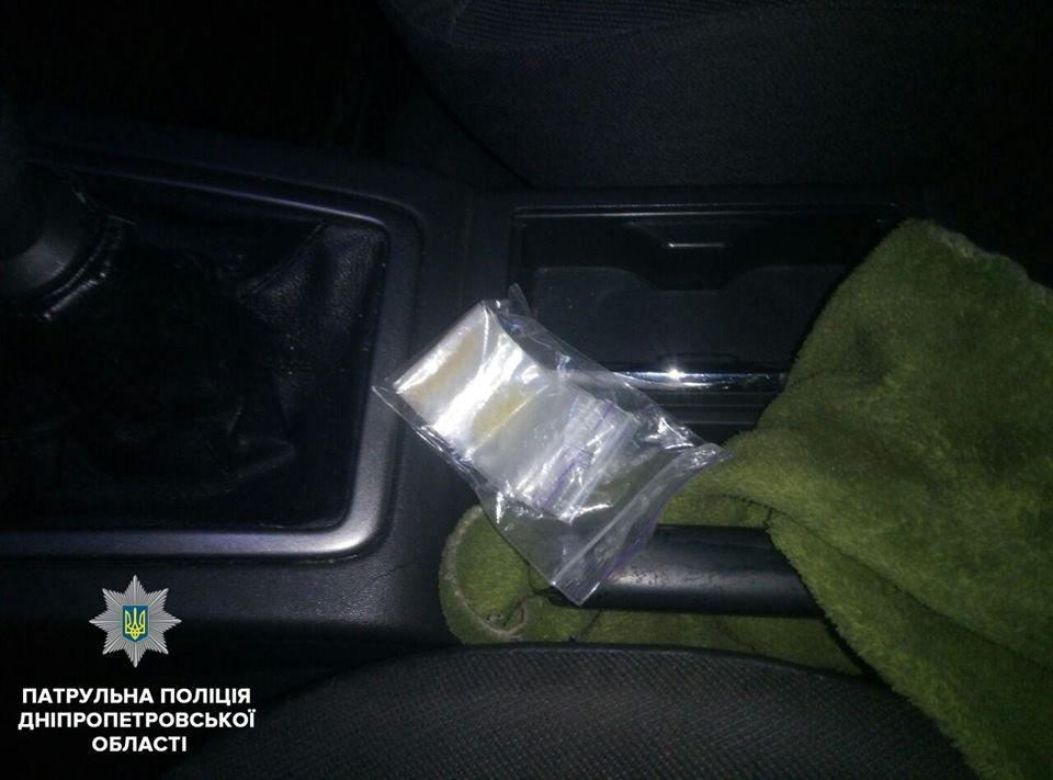 В Днепре патрульные остановили водителя-нарушителя «под кайфом» (ФОТО), фото-3
