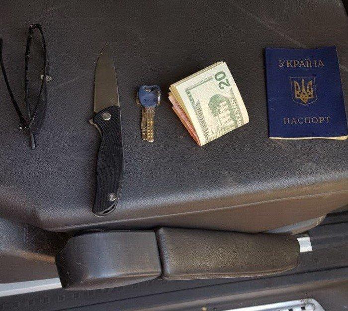 В Днепре СБУ задержала подозреваемого в покушении на военнослужащих фельдъегерской связи (ВИДЕО), фото-1