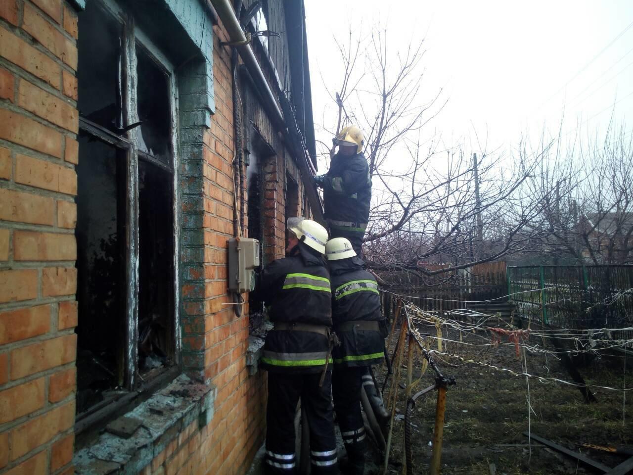 На Днепропетровщине в частном доме сгорел пенсионер (ФОТО), фото-3