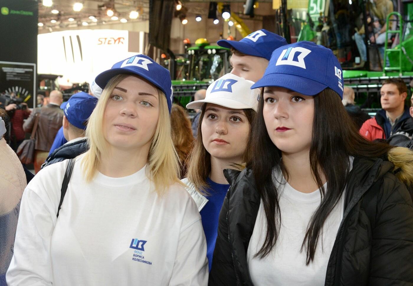Юные аграрии Днипра посетили Верону благодаря Фонду Бориса Колесникова, фото-3