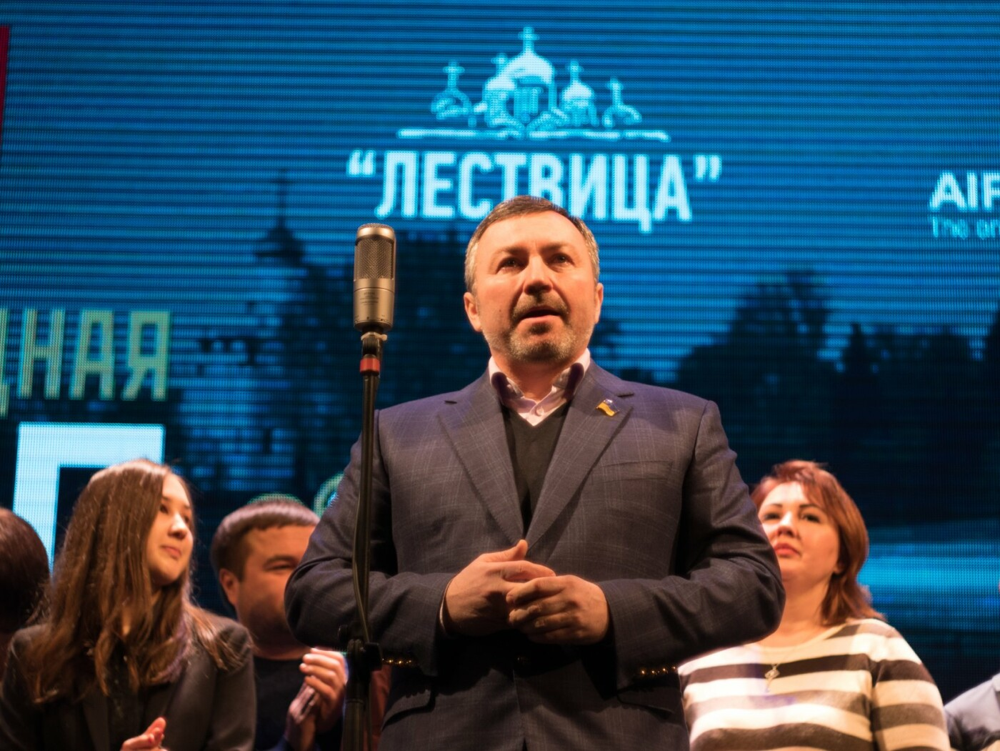 Киноассамблея на Днепре-2018: как прошла церемония открытия кинофорума (ФОТО), фото-13