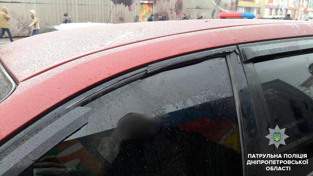 В Днепре водители подрались из-за места на парковке (ФОТО), фото-2