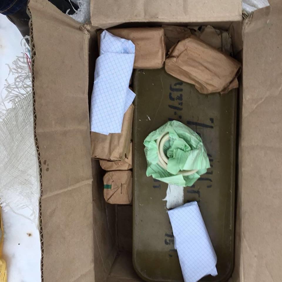 Житель Днепропетрощины превратил гараж в склад с оружием и боеприпасами (ФОТО), фото-1