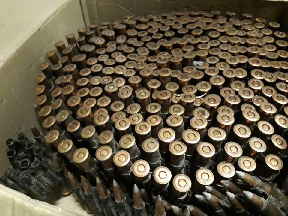 Житель Днепропетрощины превратил гараж в склад с оружием и боеприпасами (ФОТО), фото-2