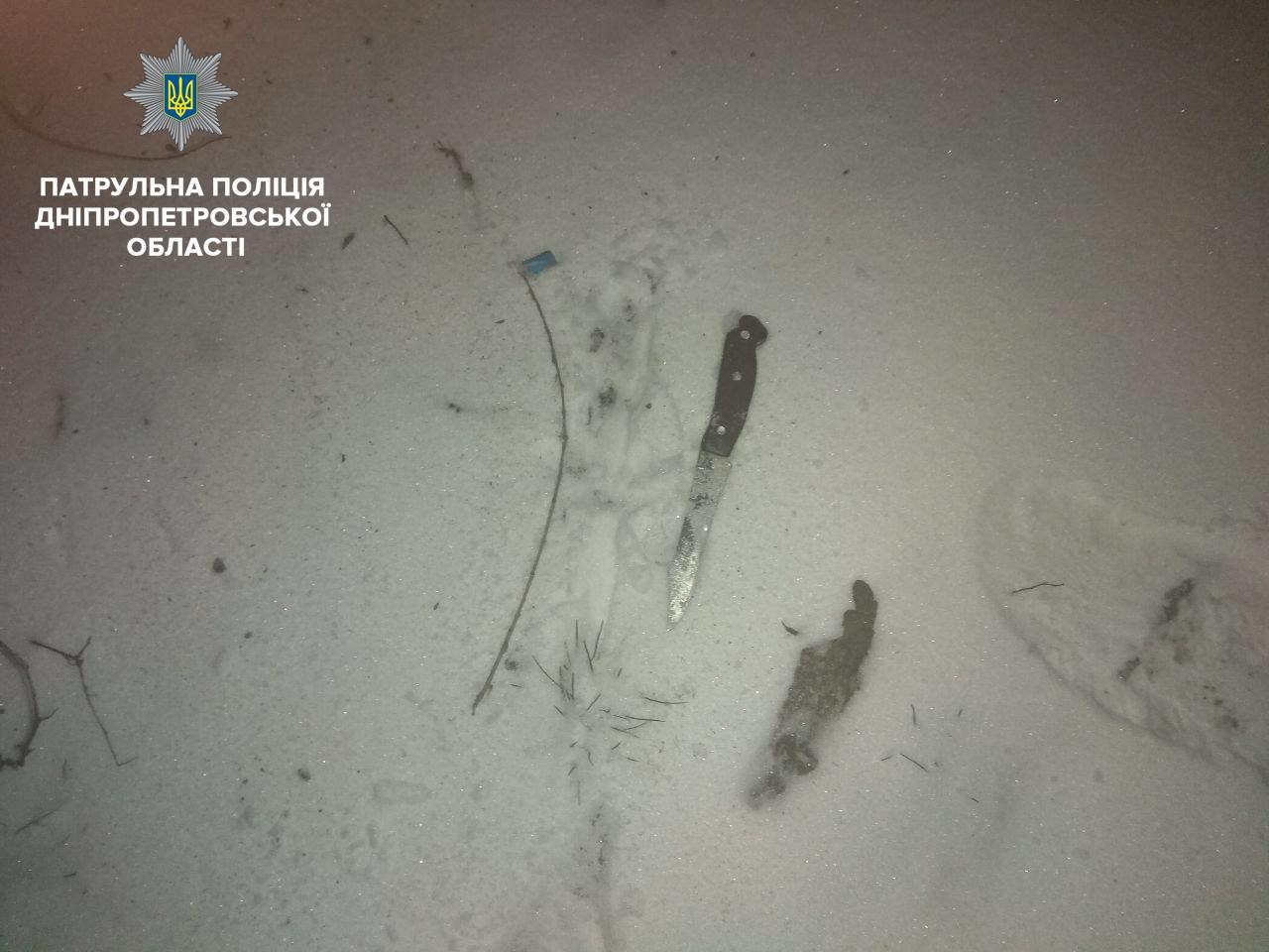 Угрожала ножом и отбирала телефоны: в Днепре задержали 40-летнюю разбойницу (ФОТО), фото-1