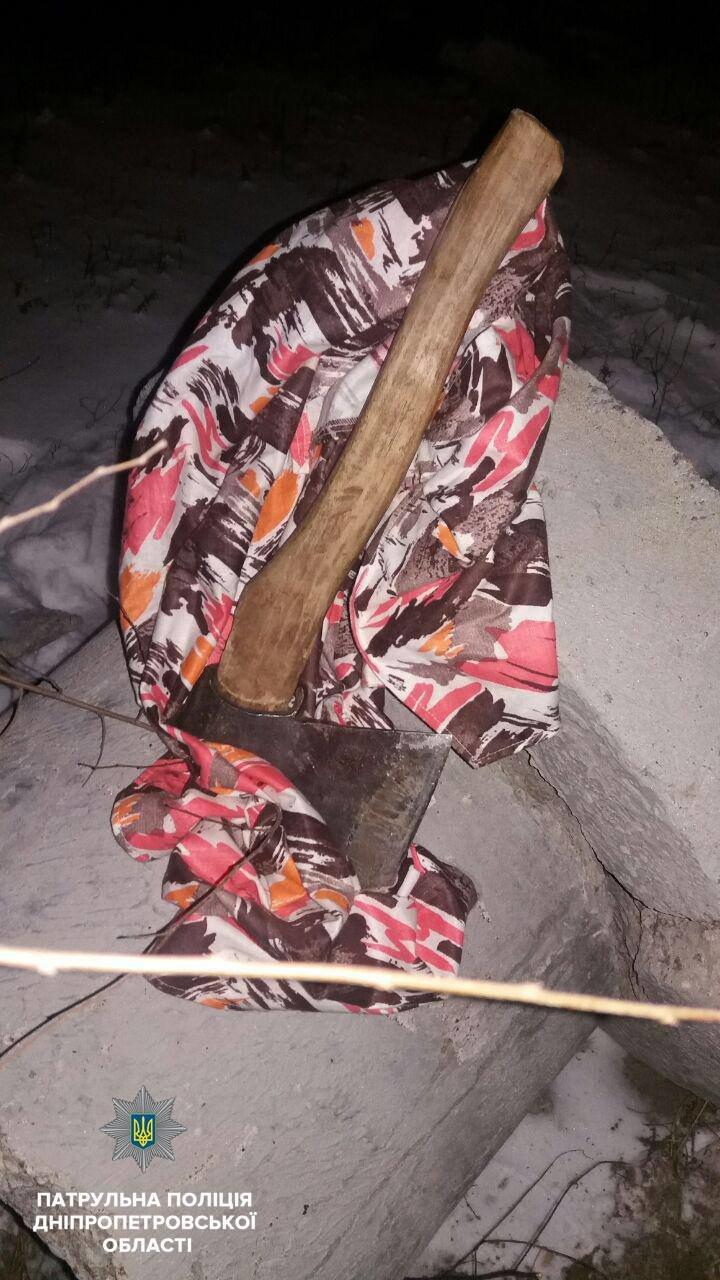 Днепровские копы «на горячем» задержали нескольких воров (ФОТО), фото-2