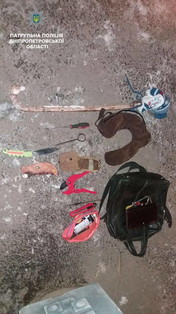 Днепровские копы «на горячем» задержали нескольких воров (ФОТО), фото-3