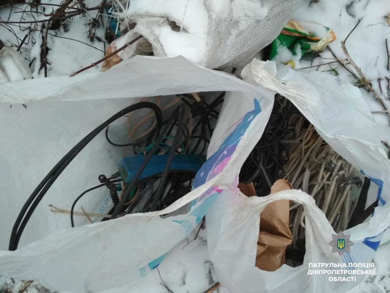 Днепровские копы «на горячем» задержали нескольких воров (ФОТО), фото-6
