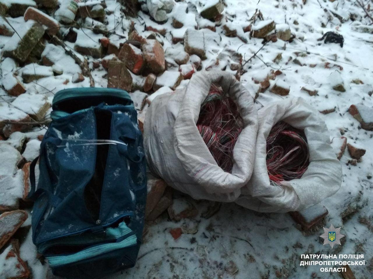 Днепровские копы «на горячем» задержали нескольких воров (ФОТО), фото-5