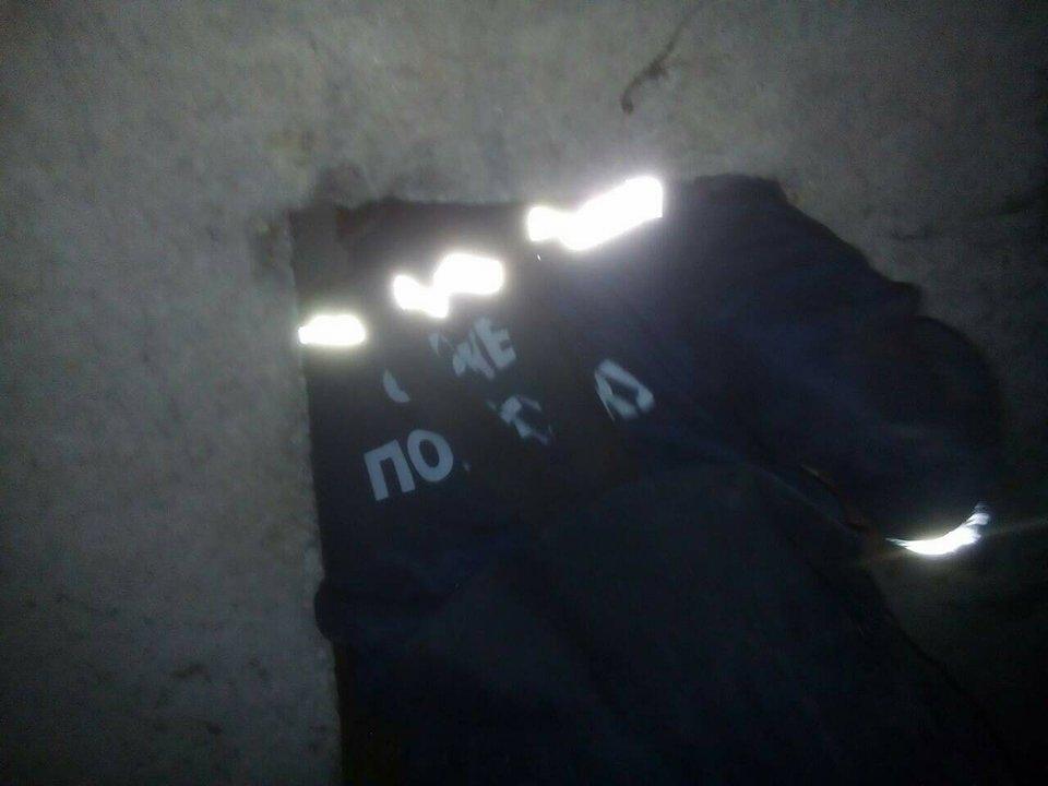 Минутка добра: как на Днепропетровщине пожарные спасали таксу (ФОТО) , фото-2
