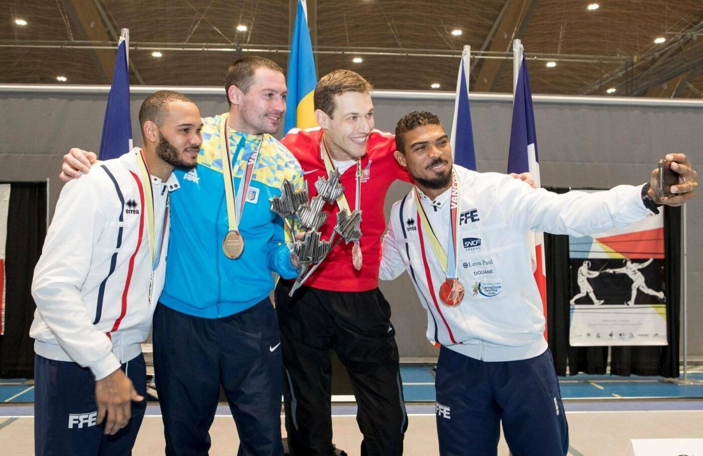 Шпажист из Днепра завоевал «золото» на этапе Кубка мира (ФОТО), фото-3