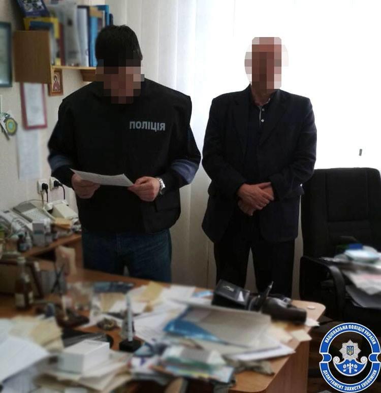 В Днепропетровской области должностные лица госпредприятия космической отрасли организовали незаконную схему обогащения (ФОТО), фото-3