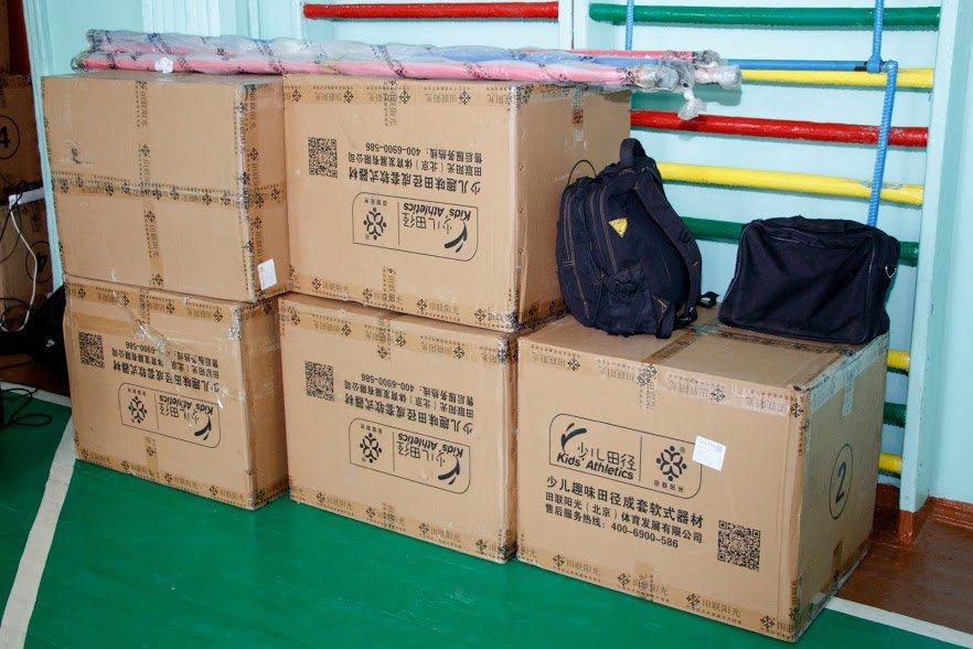 Еще 6 школ Днепра присоединились к проекту с детской легкой атлетике, фото-9