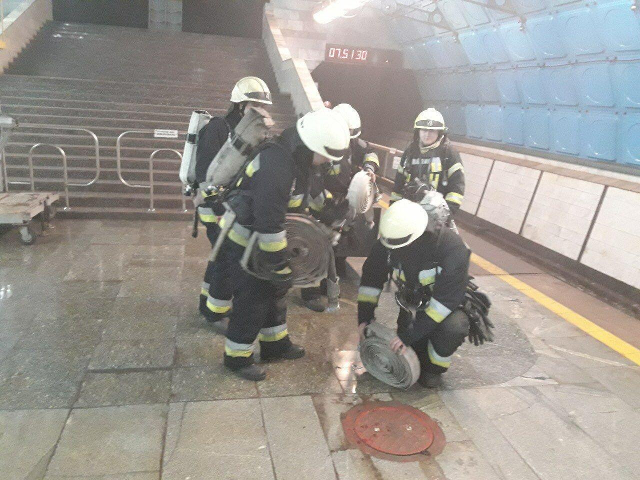 В Днепре дымилась станция метро: что произошло (ФОТО), фото-2