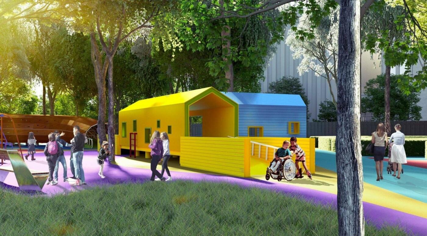 В Днепре создадут первый в Украине Инклюзивный Детский Парк (ФОТО), фото-11