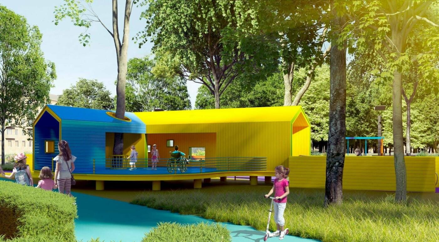 В Днепре создадут первый в Украине Инклюзивный Детский Парк (ФОТО), фото-12