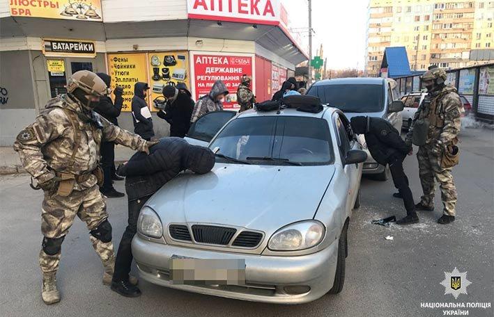 В Днепре прошла спецоперация по задержанию банды воров: как это было (ФОТО, ВИДЕО), фото-2