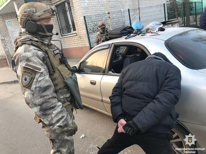 В Днепре прошла спецоперация по задержанию банды воров: как это было (ФОТО, ВИДЕО), фото-3