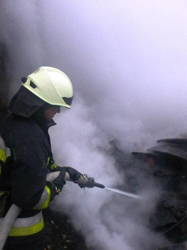 В Днепре на территории предприятия произошел пожар (ФОТО), фото-1