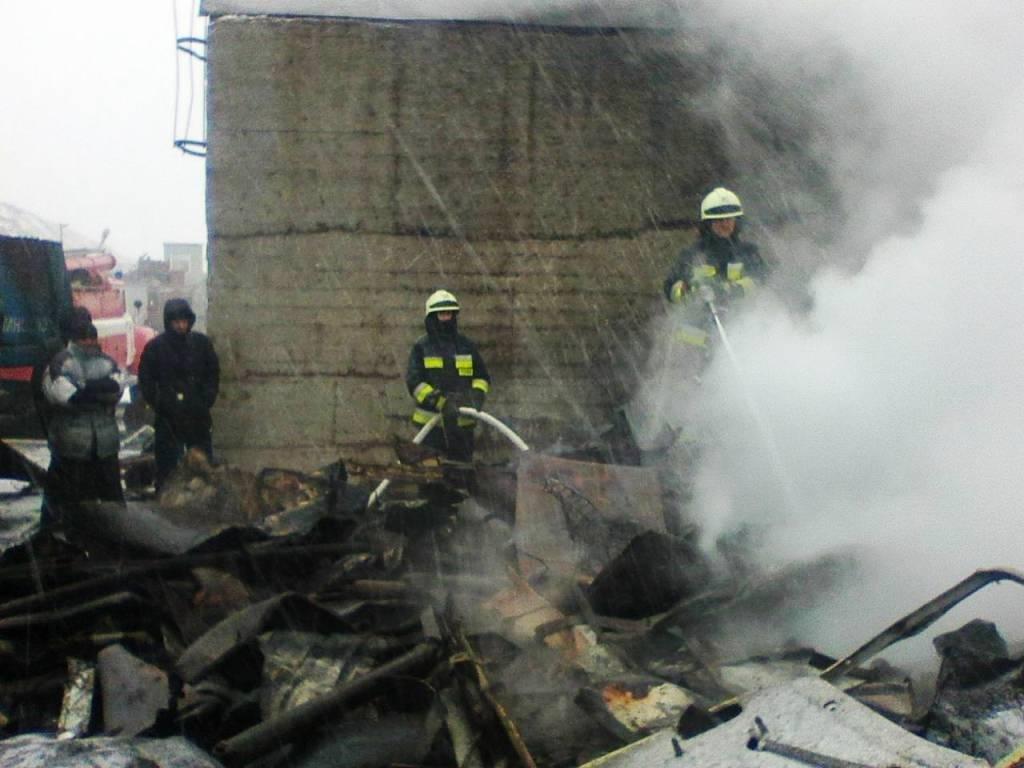 В Днепре на территории предприятия произошел пожар (ФОТО), фото-2